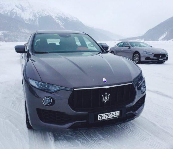 Maserati Levante und Ghibli