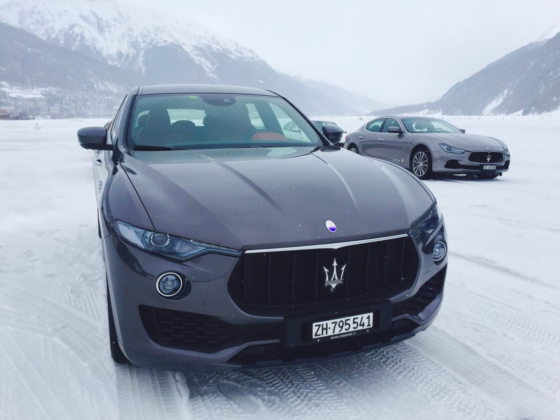 Maserati: feurige Italiener für kalte Tage