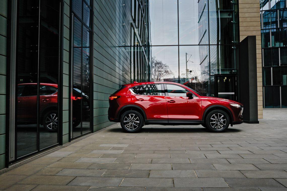 Mazda CX-5, auf den zweiten Blick alles neu