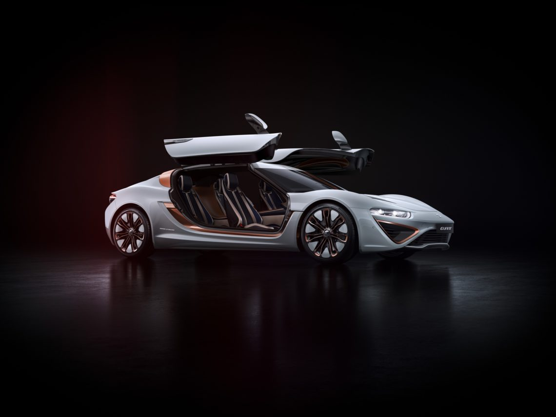Quant 48Volt, ein Elektroauto mit 1'000 km Reichweite?
