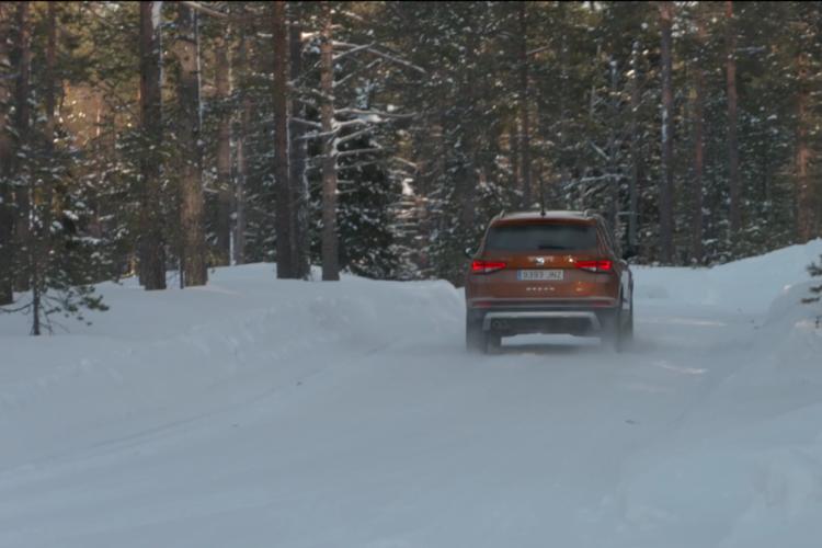 4x4Schweiz-Fahrbericht: Seat Ateca 1,4 EcoTSI 4Drive Lappland Heck