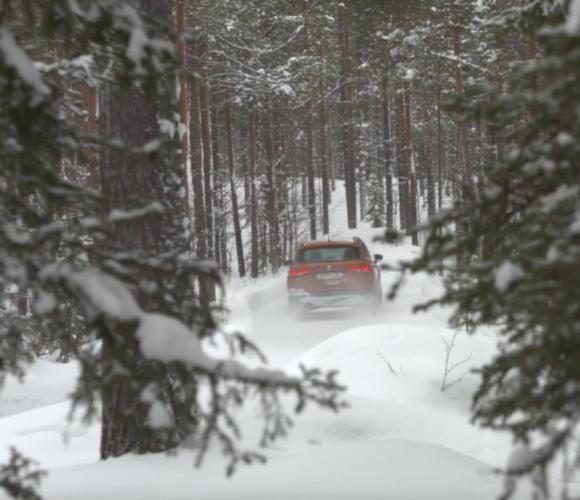 Seat Ateca 1,4 EcoTSI 4Drive Lappland 6