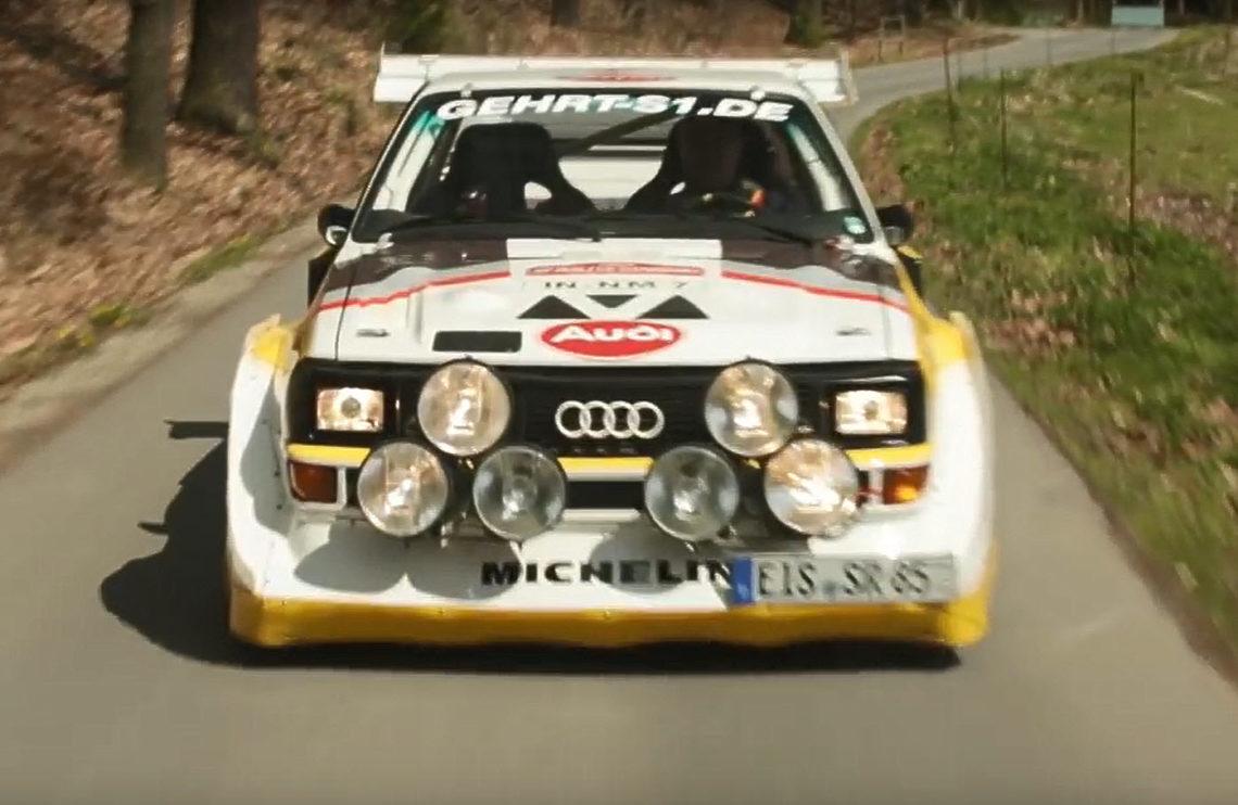 Audi Sport Quattro S1 E2 – Do it yourself!