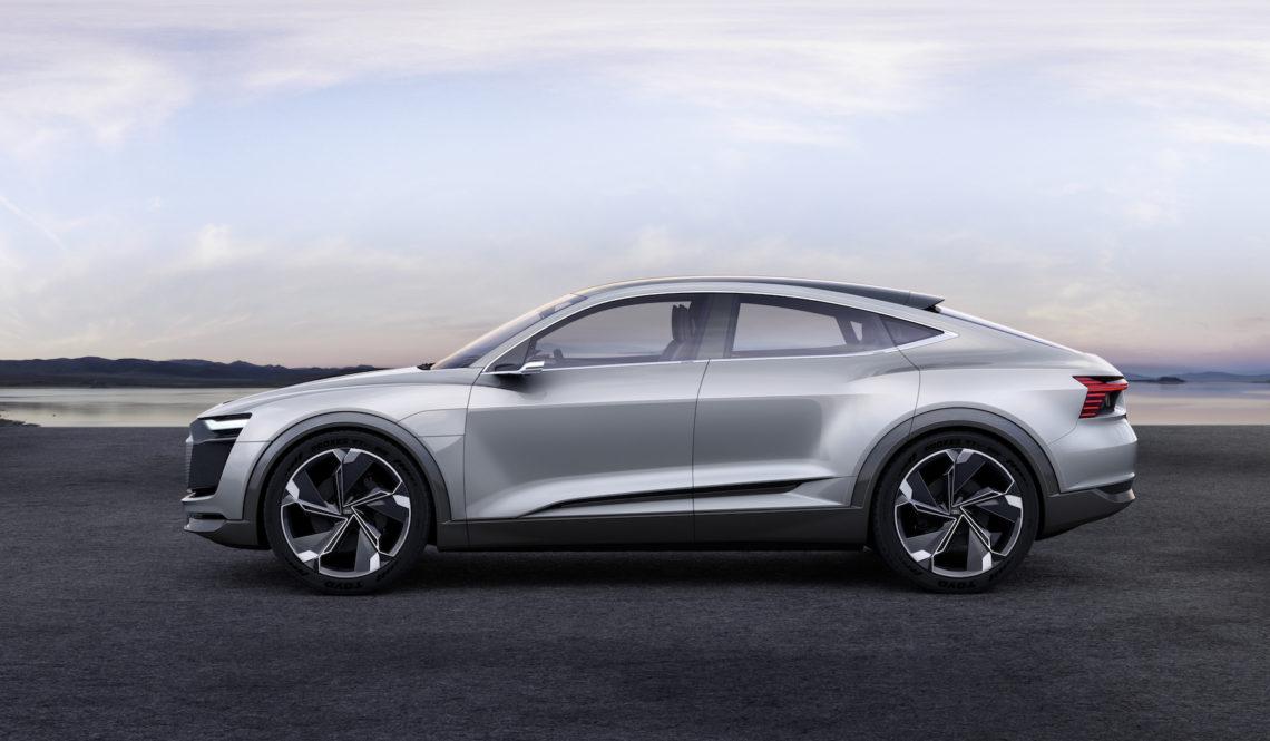 4x4Schweiz-News: Audi präsentiert in Shanghai das Audi E-Tron Sportback Concept