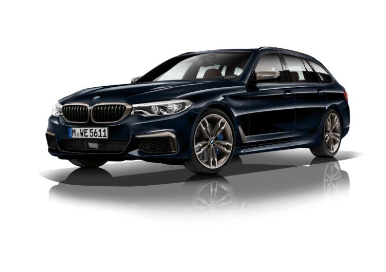 4x4Schweiz-News: BMW M550d, ab Juli 2017 bietet BMW den neuen 5er auch als M550d xDrive an