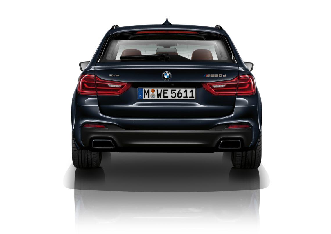 BMW M550d, der Diesel-Dampfhammer ab Juli mit xDrive