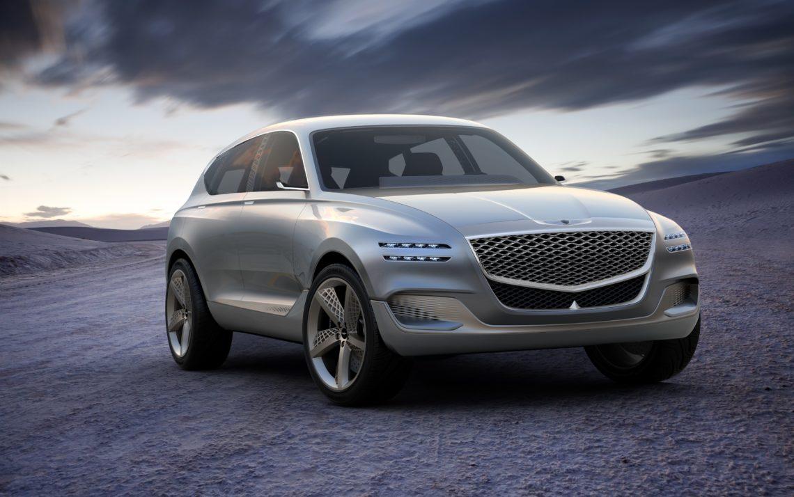 Genesis plant, in Zukunft zwei SUVs auf den Markt zu bringen