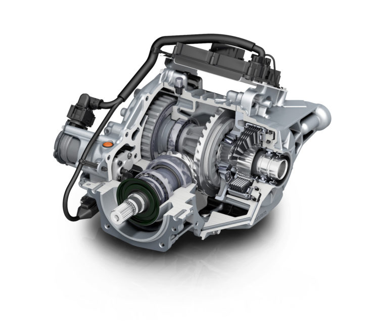 Opel Insignia Twinster Kupplung
