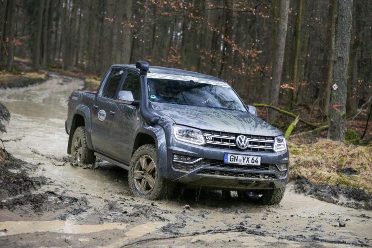 4x4Schweiz-Test: VW Amarok 4Motion V6 Offroad von Seikel getunt