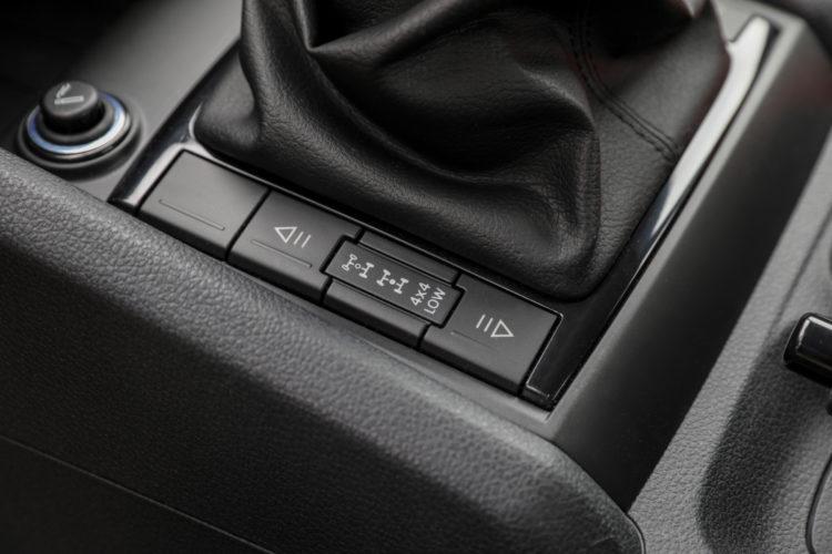4x4Schweiz-Test: VW Caddy 4Motion Differentialsperre