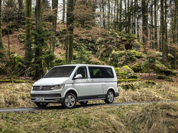 4x4Schweiz-Test: VW T6 4Motion Offroad mit PanAmericana