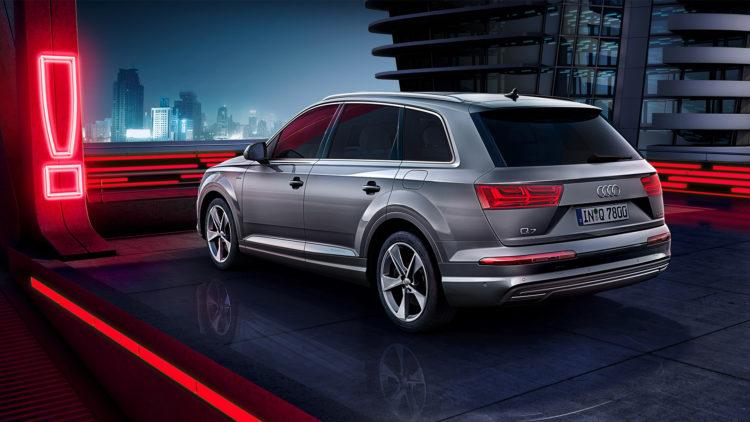 4x4Schweiz-News: Audi-Q7-e-tron mit Spitzenposition im Innovations-Ranking des Center of Automotive Management (CAM) Innovationsstudie