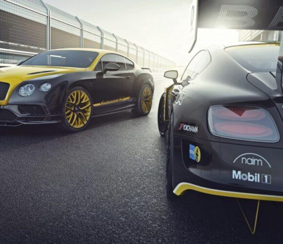 Bentley Continental 24 für das 24-Stunden-Rennen Nürburgring