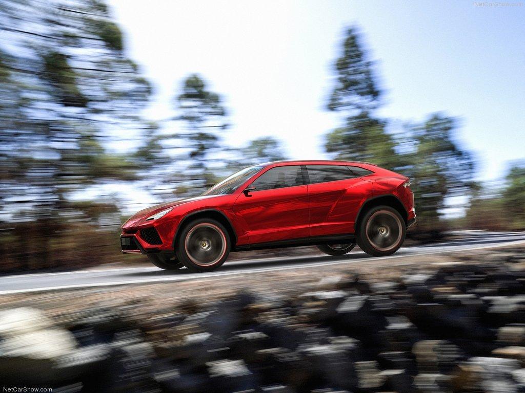Neue Details zum Lamborghini Urus verraten