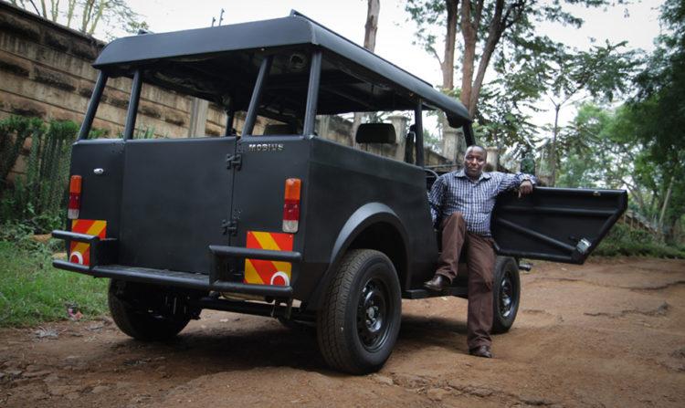 4x4Schweiz-News: Mobius Motors Kenya baut den Mobius II, den Defender für Afrika