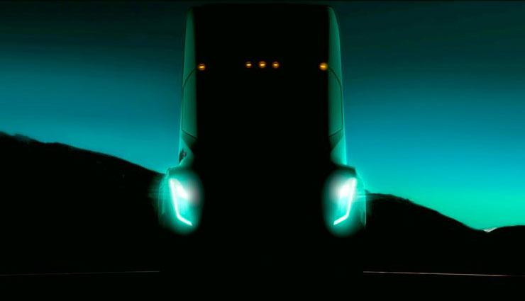 Tesla Semi: Elektro-LKW kommt im September