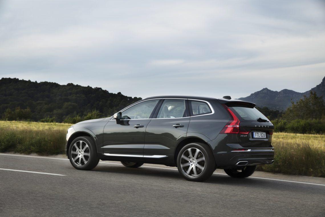 Der neue Volvo XC60 kommt ab Sommer 2017