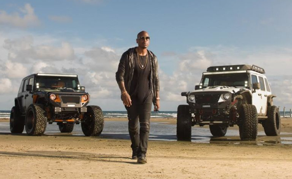 "Voltron Motors Rebel Jeep von ""Fast and the Furious"" Star Tyrese Gibbson"