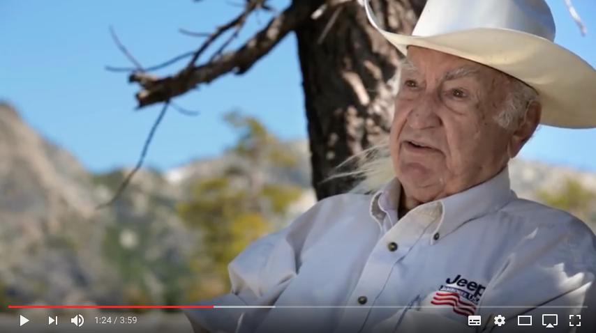 Mark A. Smith erzählt über den legendären Rubicon Trail (Jeep)