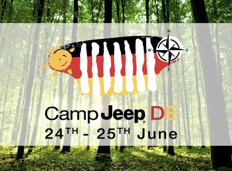 Camp Jeep 2017 – Teltow Fläming Ring, Deutschland