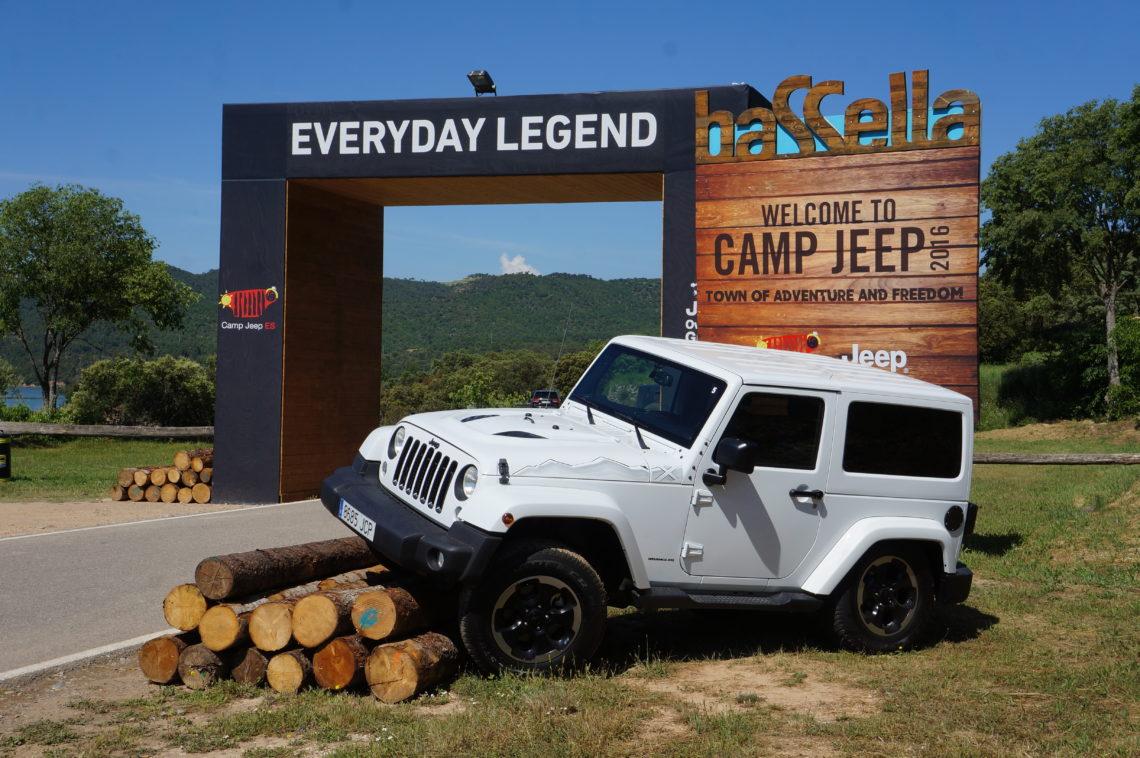 Das war das Camp Jeep 2016 in Bassella, Spanien