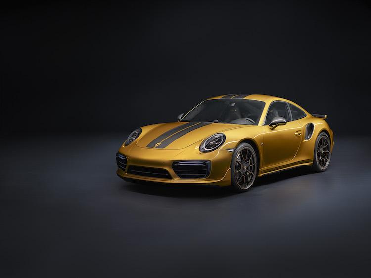 4x4Schweiz-News: Porsche 911 Turbo S Exclusive Series