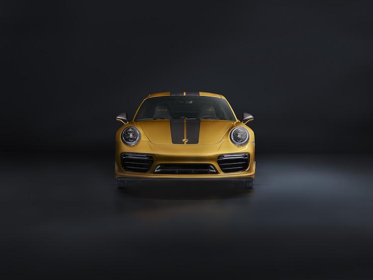 Porsche 911 Turbo S Exclusive Series: die Ausnahmeerscheinung