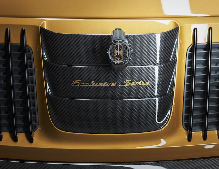 4x4Schweiz-News: Porsche 911 Turbo S Exclusive Series Chronograf