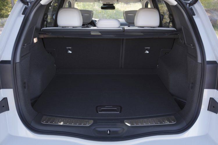 Grosser Kofferraum: bis 1'795 Liter fasst der Renault Koleos