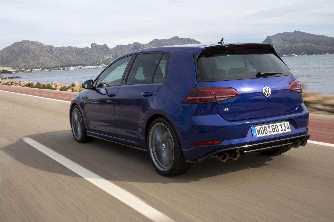 Der Wolf im VW Golf R