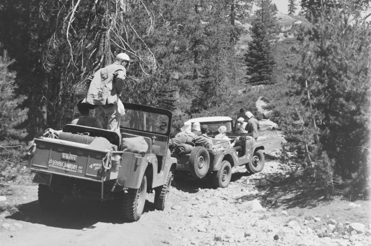 4x4Schweiz-Classics: Jeep Jamboree 1953 Rubicon Trail
