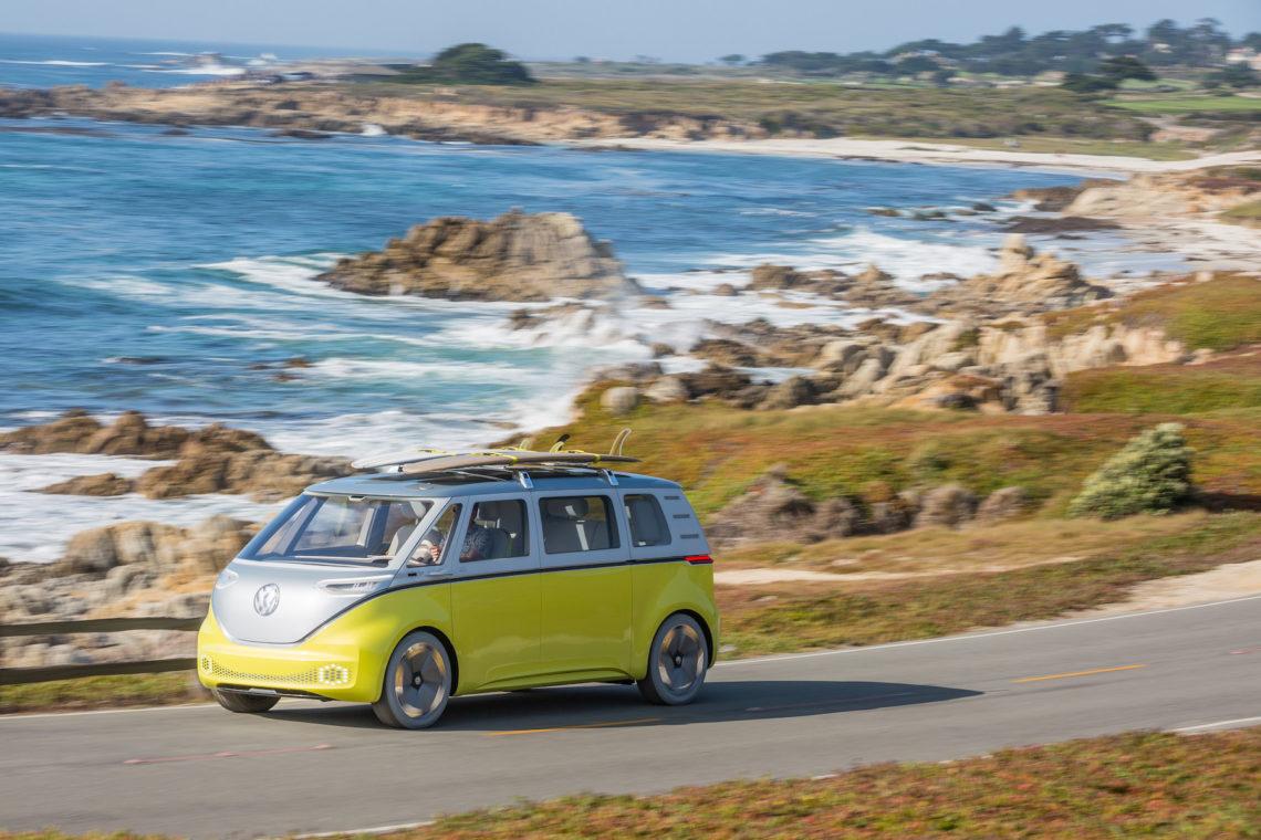 Der VW ID Buzz geht in Serie.