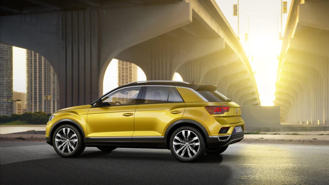 VW T-Roc – bunte Schale, harter Kern