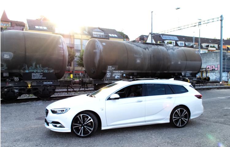 Fahrbericht Opel Insignia Sports Tourer Excellence
