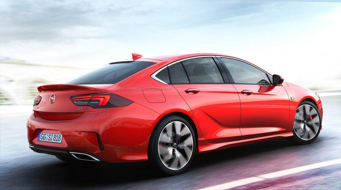 Opel Insignia GSi, eine Rüsselsheimer Sportlimousine