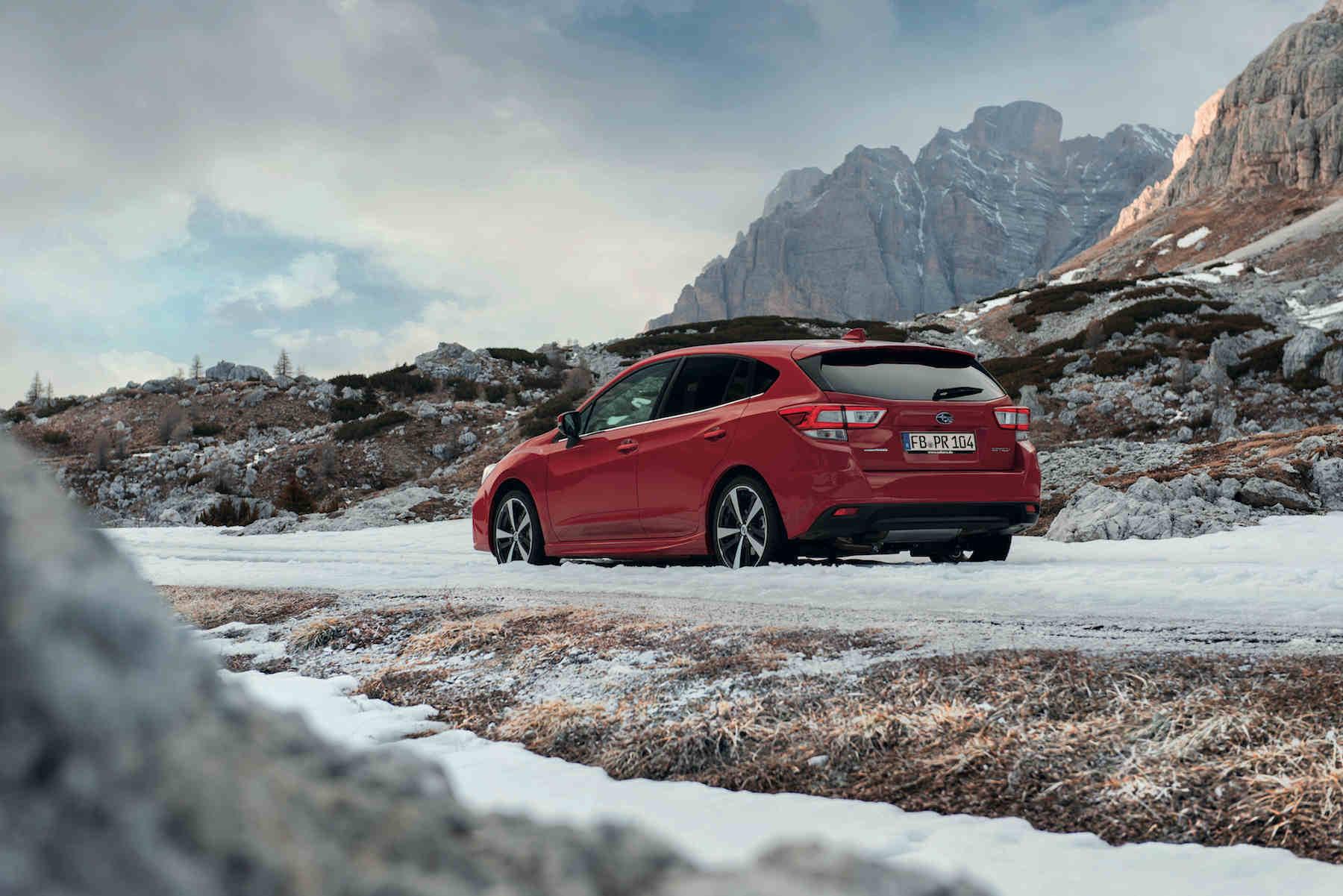 Die 5. Generation des Subaru Impreza kommt nach Europa