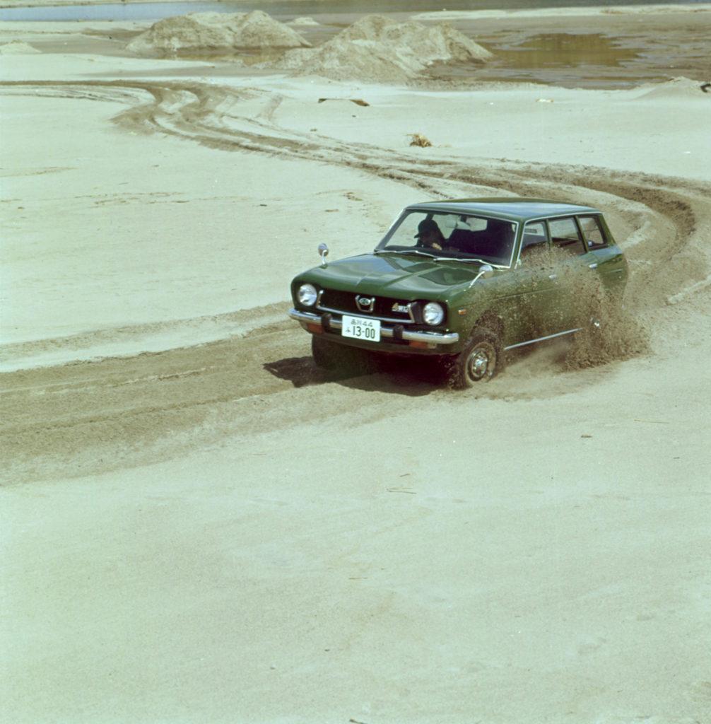 100 Jahre Subaru