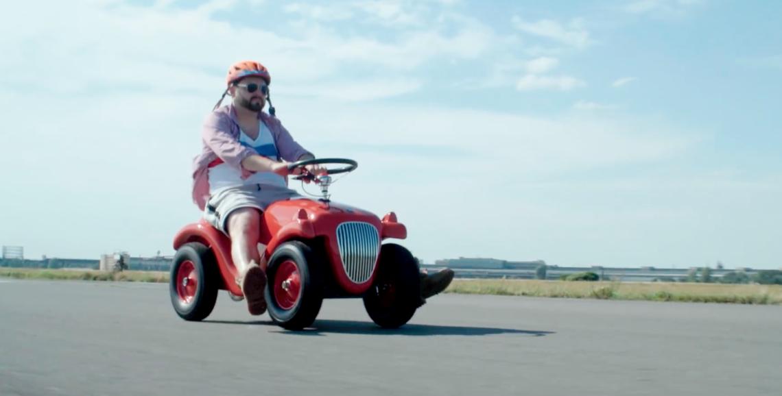BOBBY CAR für Erwachsene