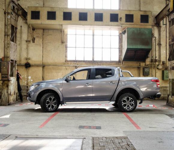 Fiat Fullback 4×4, 2017