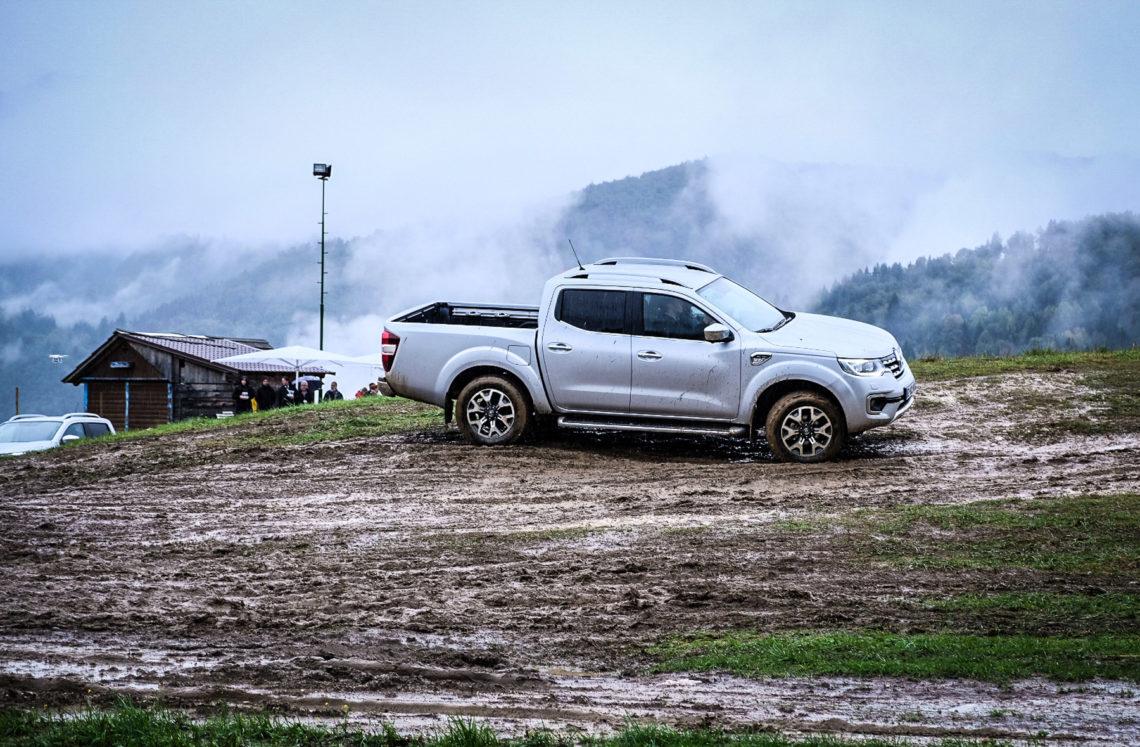 Renault Alaskan – ein erster Fahrbericht