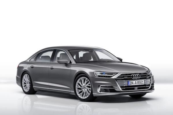 4x4Schweiz-News, Premiere an der Auto Zürich 2017: Audi A8