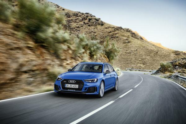4x4Schweiz-News, Premiere an der Auto Zürich 2017: Audi RS 4 Avant