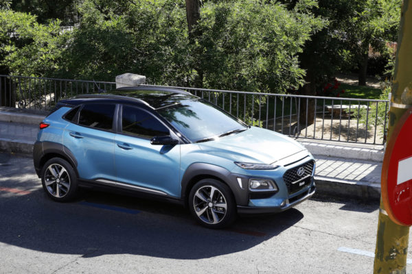 4x4Schweiz-News, Premiere an der Auto Zürich 2017: Hyundai Kona