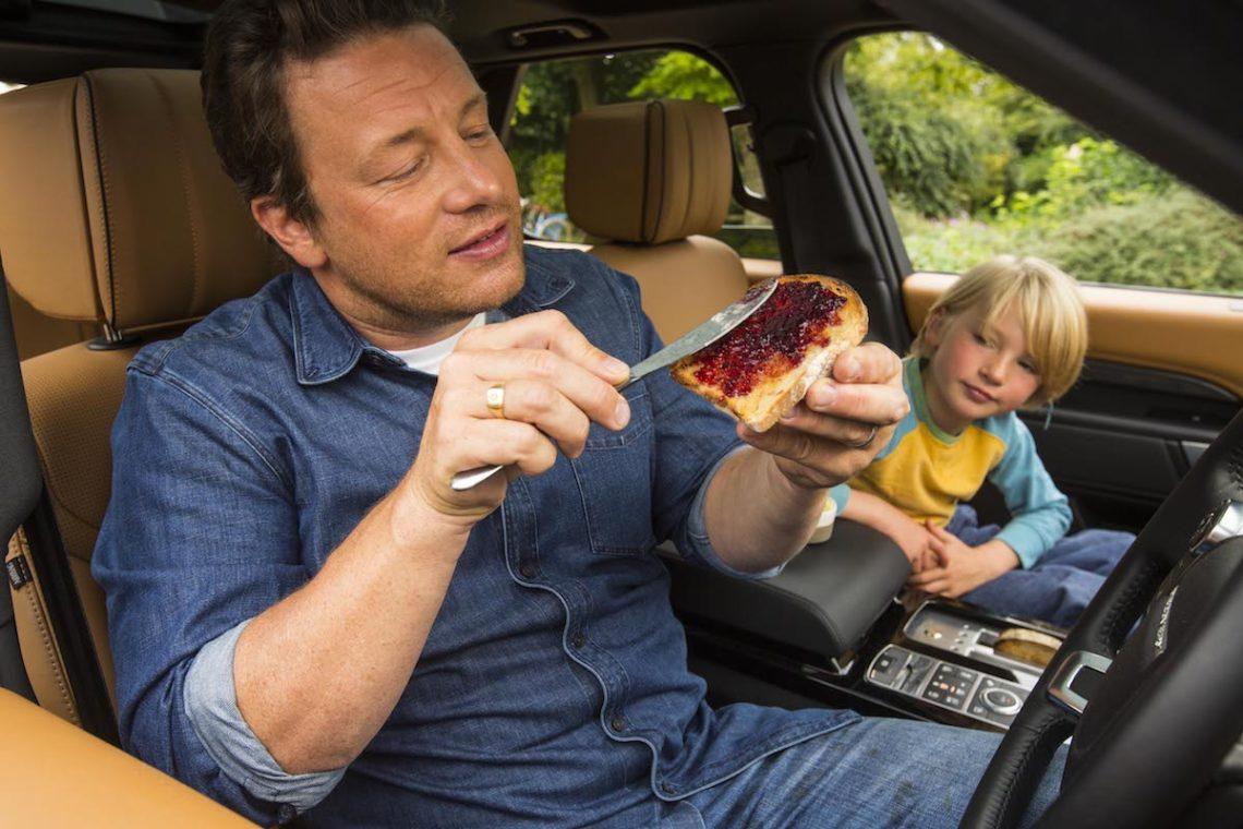 Jamie Oliver lässt den Discovery zum echten Nutzfahrzeug umbauen