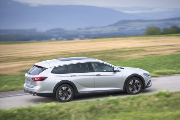 4x4Schweiz-News, Premiere an der Auto Zürich 2017: Opel Insignia Country Tourer