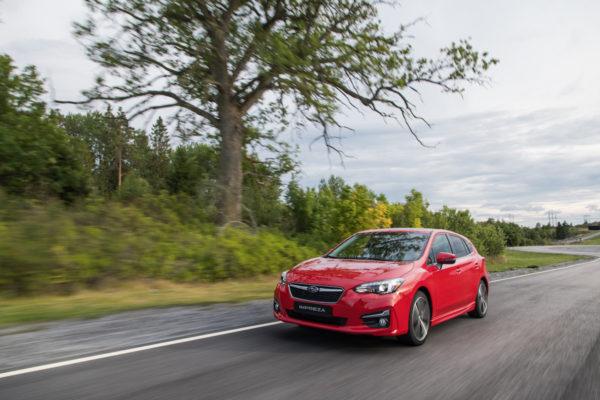 4x4Schweiz-News, Premiere an der Auto Zürich 2017: Subaru Impreza