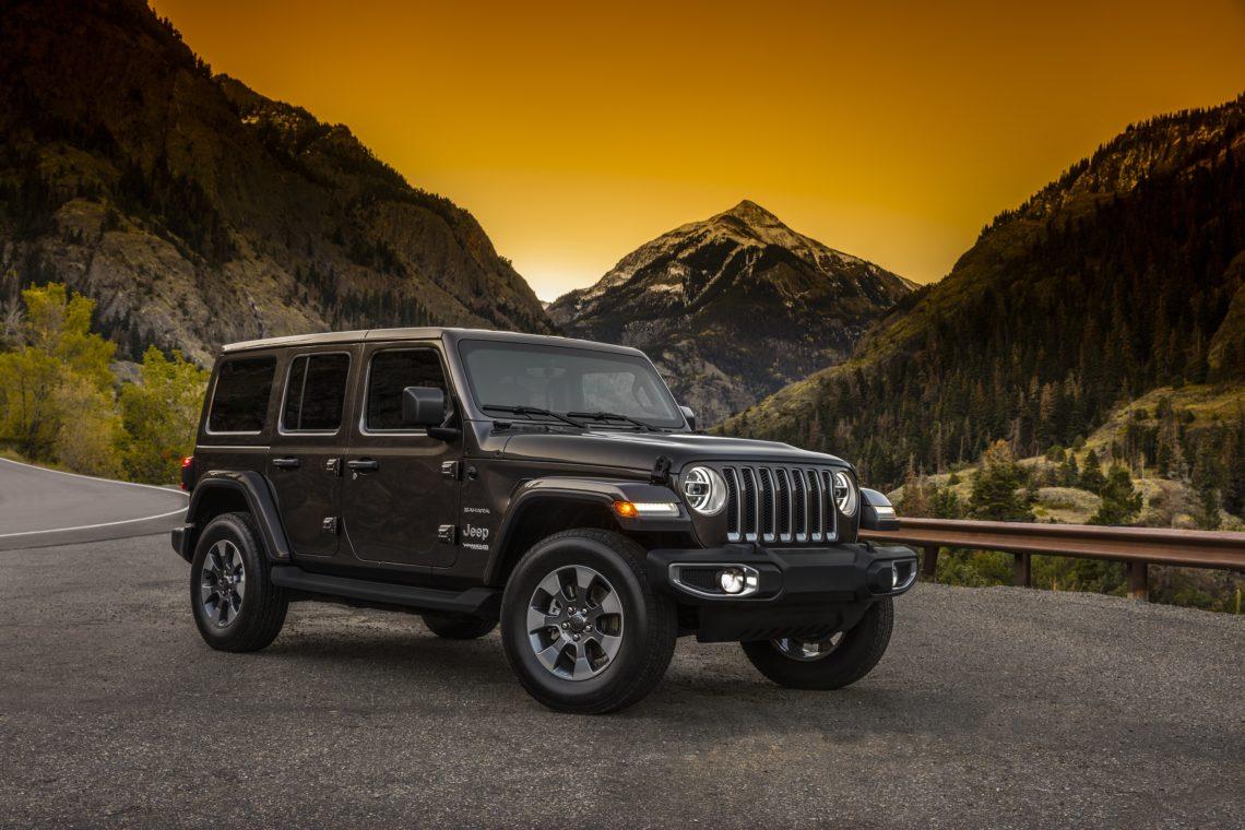 Der neue Jeep Wrangler JL 2018, mit V6-Diesel und Hybrid?