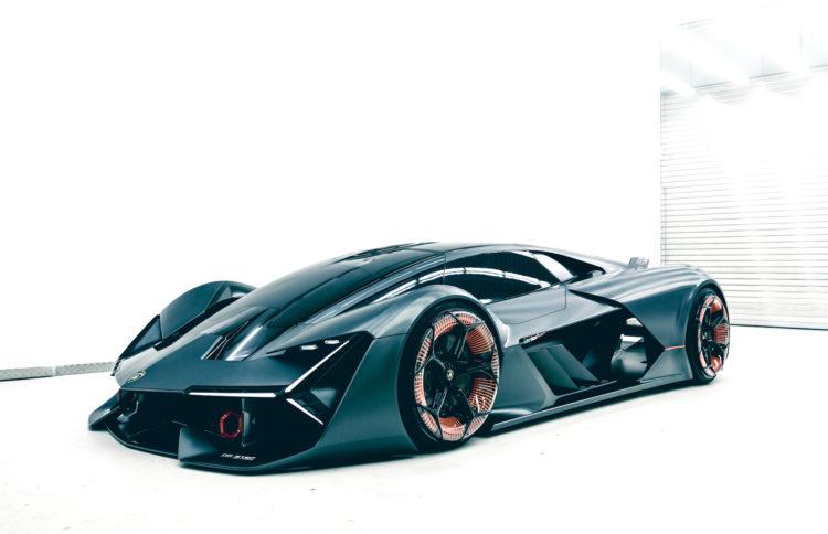 Lamborghini Terzo Millennio – Superstromer 3.0