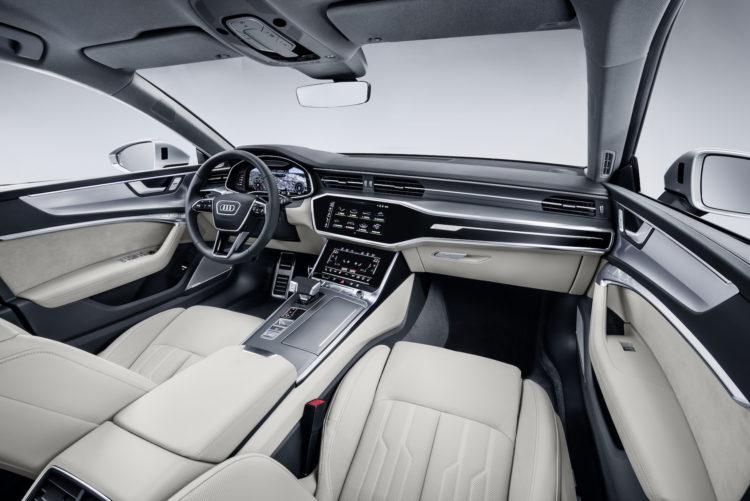 Audi A7 2018 Innenraum