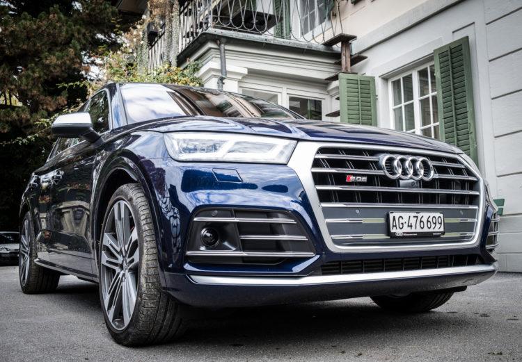 Audi SQ5 TFSI 6V vorne links